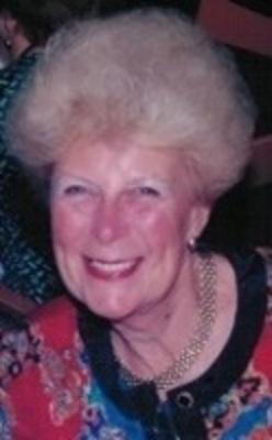 Barbara Mary Frances Hart