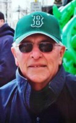 Retired Lt. John J. Rubber Burton