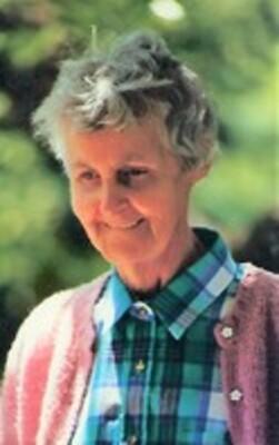 Winifred Joan Curtis