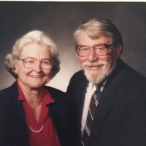 June Bingeman (Emerick) and James Bogar Finn