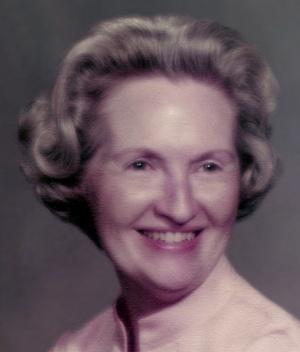 Constance Olleen Allen