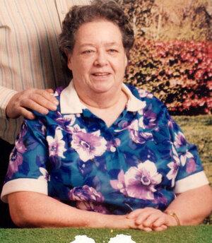 Hilda M. Wilt McBride