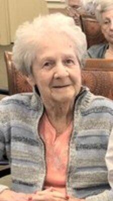 Karlene Mae Legrow