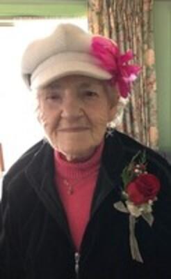 Beryl Doris Barnes