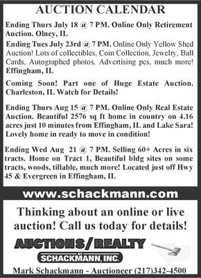 Effingham Daily News | Newspaper Ads | Classifieds | All