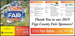 Vigo County Fair Dates 2020.The Tribune Star Newspaper Ads Classifieds Community