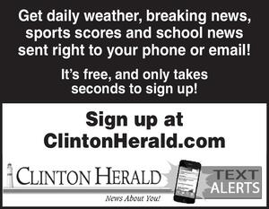 Free and paid Announcements classified ads of the Clinton Herald