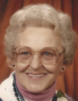 Elizabeth 'Betty' Lucewicz