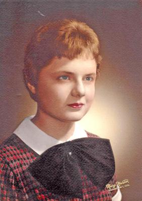 Mary Ellen Mattingly