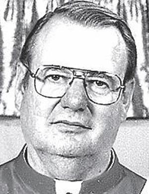 Msgr. John I. Ducette