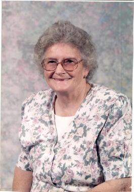 Rosina (Collins) Farmer
