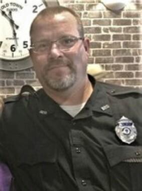 Detective Joshua R. Pickett