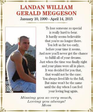 Landan-William-Gerald  Meggeson