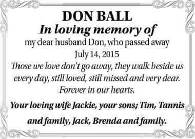 Don  Ball