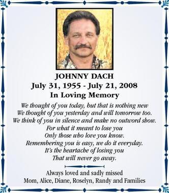 Johnny  Dach