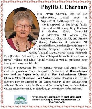 Phyllis  Cherban