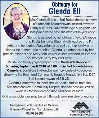 Glenda  Ell