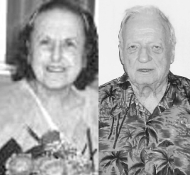 Maurice and Audrey  AUGER