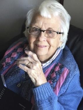 Anna Mildred  Burkholder