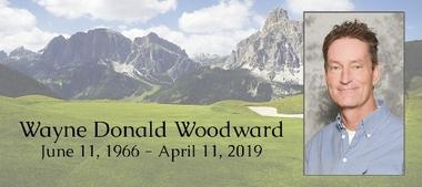 Wayne  WOODWARD