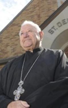 Rev. Fr. Evangelos C. Georgiadis