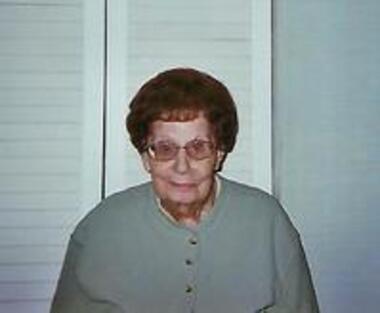 Josephine M. Shallow