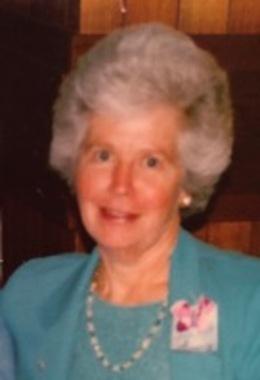 Gladys Elizabeth (Perry) Apgar