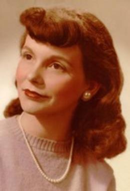 Claire M. Causer