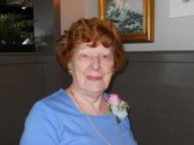 Ruth E. (Eppensteiner) White