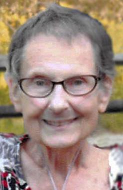 Patricia Graham Dunkerley