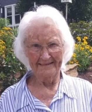 Geraldine Plumley Richmond
