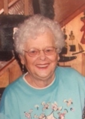 Doris 'Dottie' Ann Lux Holliday