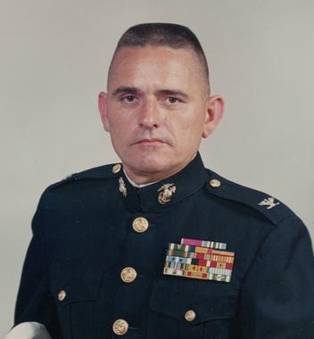 Col. John W. Clayborne