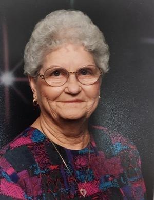 Mildred Lorene Collins