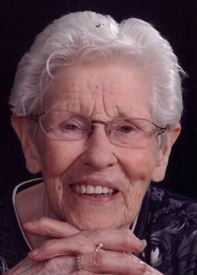 Mary Elizabeth Lowe Hutchison