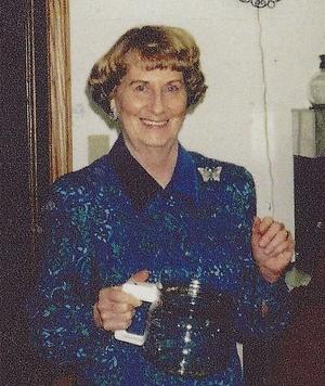 Anna Francine Hatcher Combs
