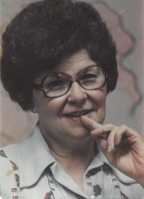 Irene Mary Hall