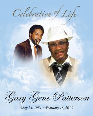 Gary Gene Patterson