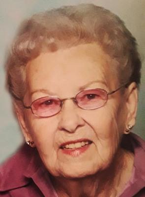 Ruby Gerldine Montgomery
