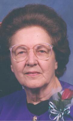 Marian Cornelia Graham Thornton