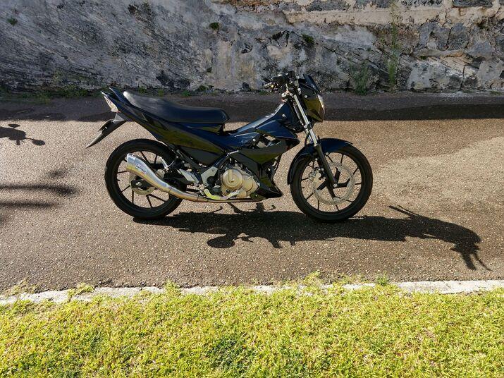 eMoo Online | Classifieds | Transportation | Suzuki Satria 150