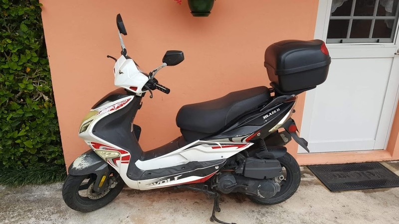 eMoo Online | Classifieds | For Sale | SCOOTER - 125 CC