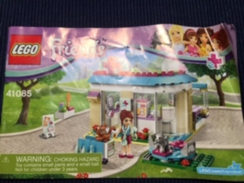 Emoo Online Classifieds For Sale Lego Friends Vet Clinic