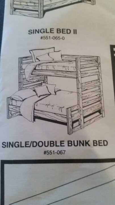 Emoo Online Classifieds For Sale Bunk Beds Twin Over Double