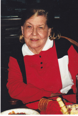 Evelyn Joan Coomer