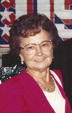 Hilda Mae Bollis