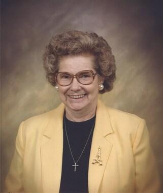 Florence Sumler Evans
