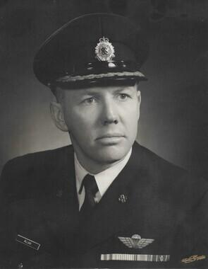 Brigadier-General Russell Alexander Allan, OMM, OSJ, CD