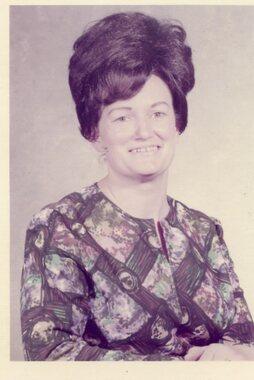 Ruth Mae Edwards