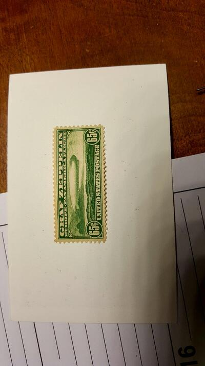 Air C13 Zeppelin stamp $100 got stamps? Ron 413-896-3324. Stamps wanted More